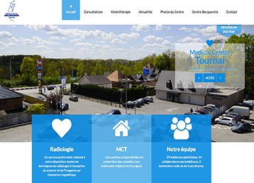 Site Medical Center Tournai