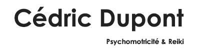 Cédric Dupont Psychomotricien